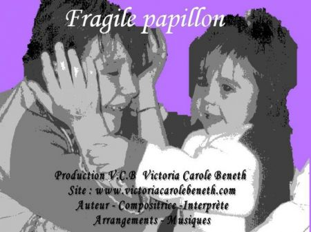 Cd fragile papillon